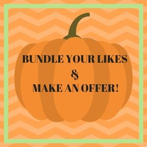 LIKE SOMETHING?  PUT IN BUNDLE AND MAKE AN OFFER!